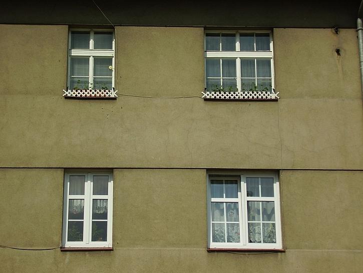 Co se starými okny