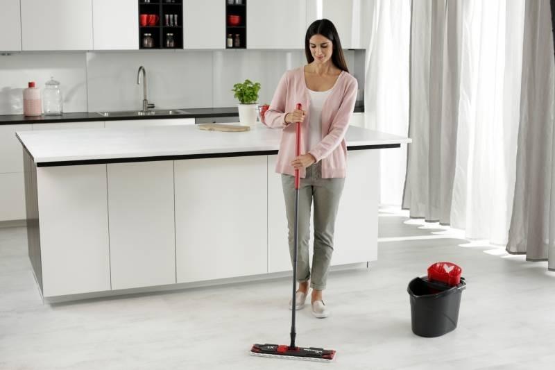 Čistá podlaha je základem útulného domova