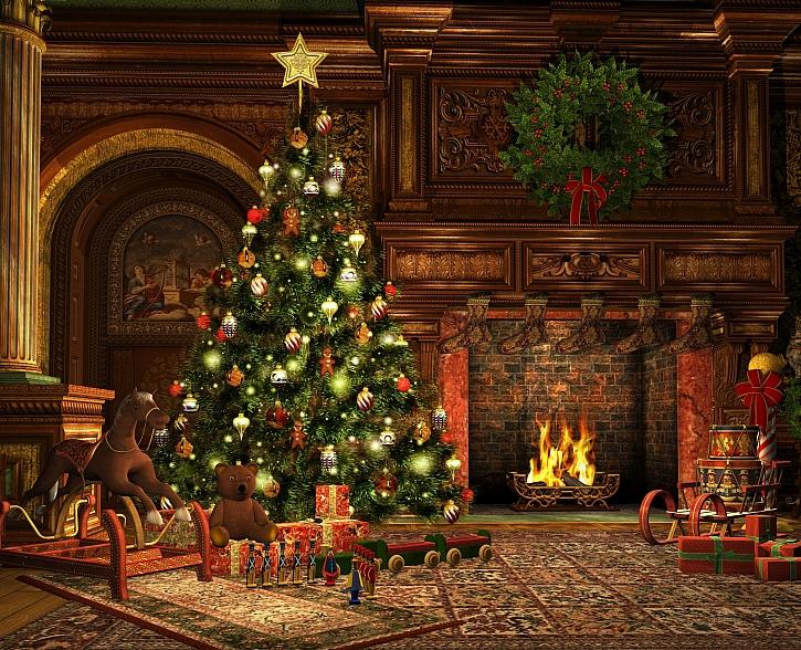 Štědrý večer nastal a přinesl s sebou vánoční tradice a zvyky (Zdroj: Depositphotos)