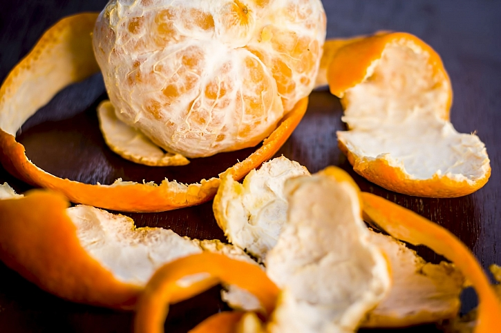 Pomerančová kůra