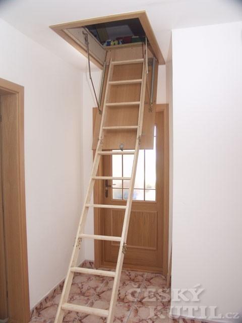 Náhrada schodiště