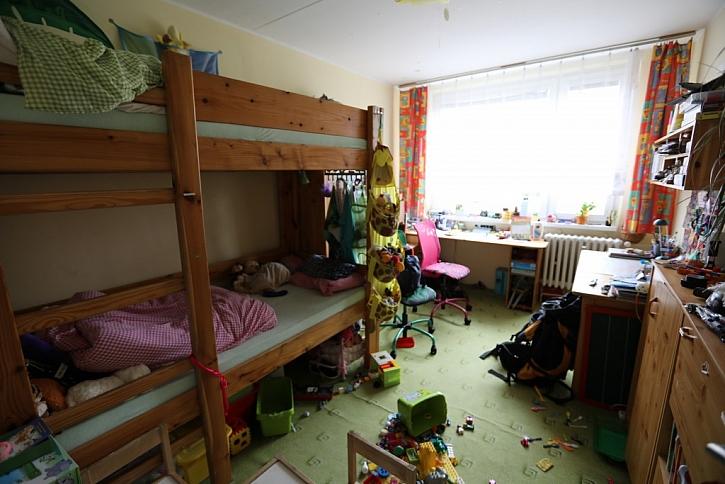 Proměna čtyřpokojového bytu na sídlišti - Jak se staví sen