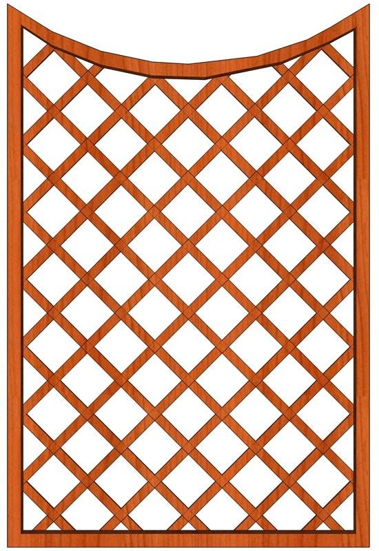 Mříže do pergol a zástěn