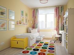 Nábytek pro dítě předškolního věku by měl být bezpečný i pohodlný zároveň