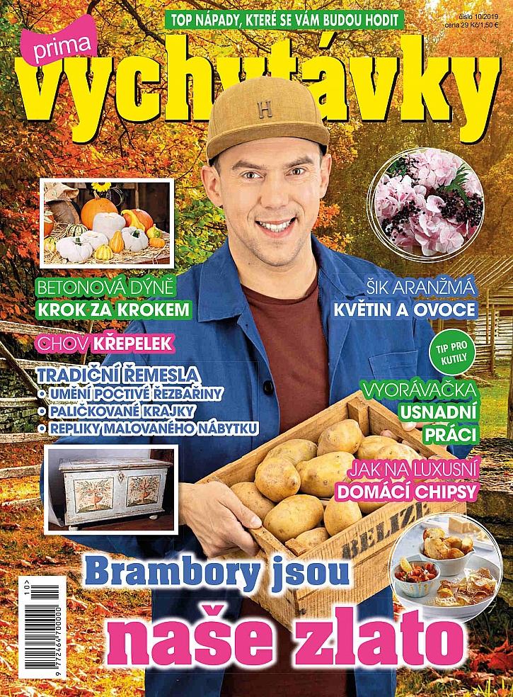 Vychází nové číslo časopisu Prima vychytávky