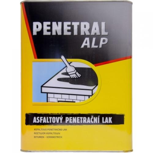 Penetral Alp asfaltový penetrační lak, 3,5 kg