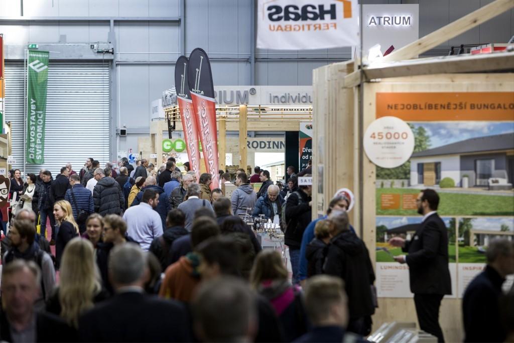 Veletrh FOR WOOD 2020 uvede to nejlepší ze světa dřevostaveb