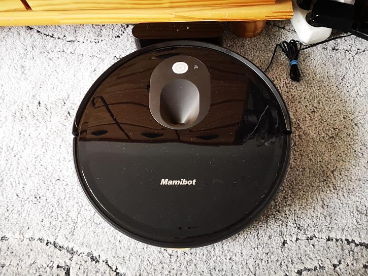 robotický vysavač Mamibot EXVAC680S Smarteye™