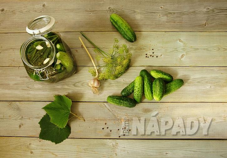 Naložit si okurky rychlokvašky není nic složitého (Zdroj: Depositphotos.com)