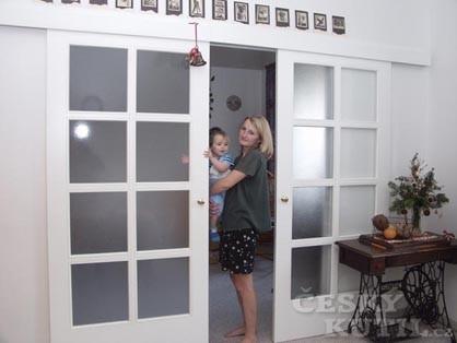 Dveře - vstupní brána do každého bytu (Zdroj: PePa)
