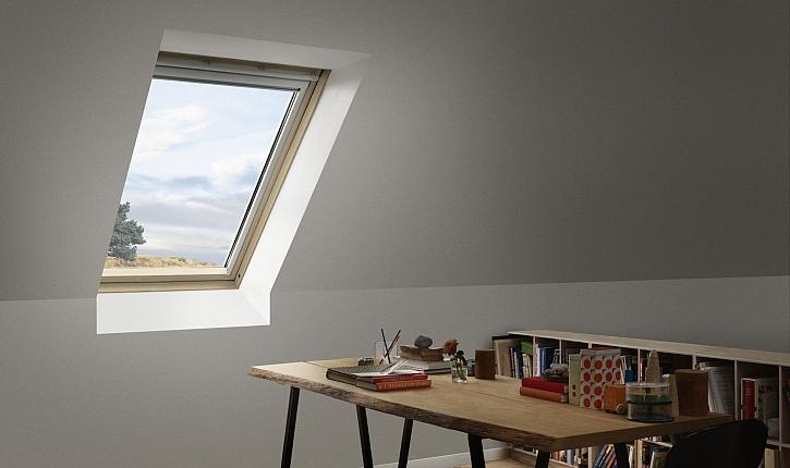 Využijte dotaci na výměnu střešních oken (Zdroj: VELUX)