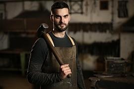 Milan Hejl - Umělecký kovář