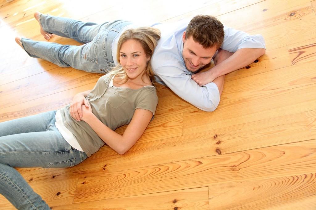 Vyčistěte si dokonale dřevěnou podlahu