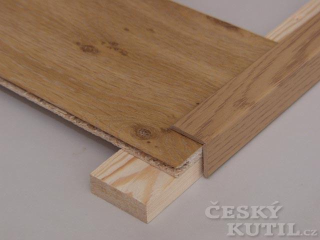 Montáž dřevěných obkladů