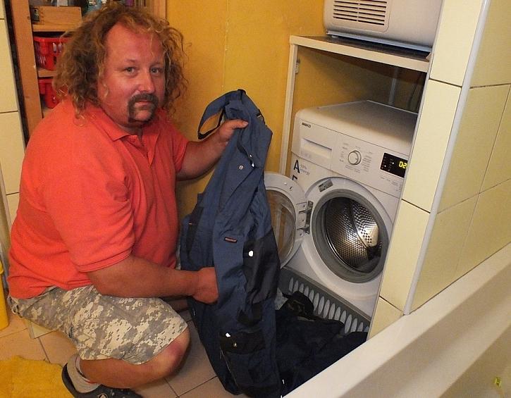 Jak o oděv pečovat, čím jej vyprat?