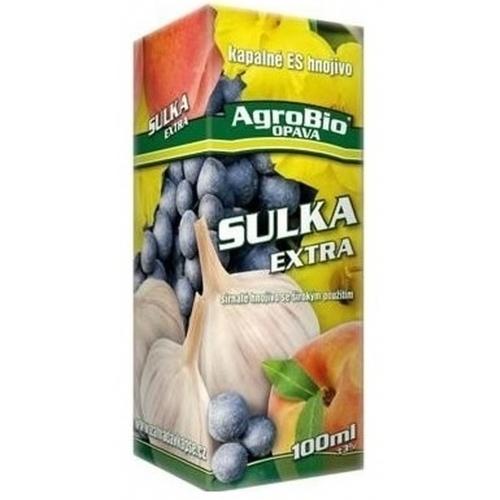 AgroBio SULKA EXTRA Minerální hnojivo 100 ml 005212