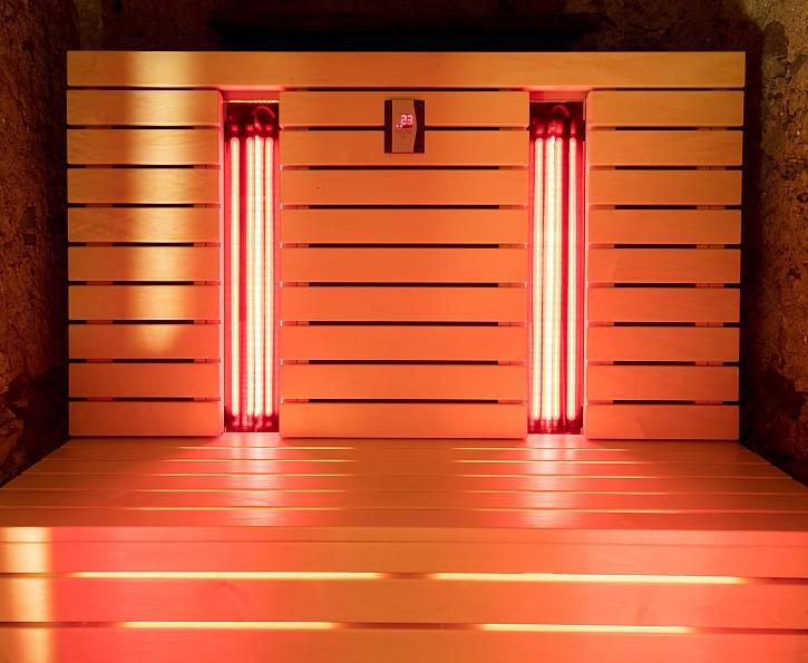 Infračervená sauna