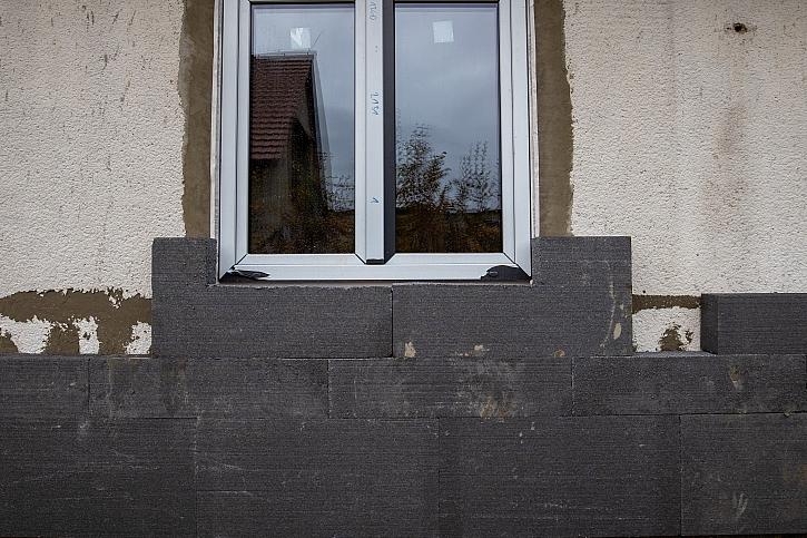 Izolace okolo oken