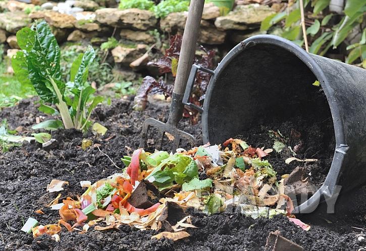 Ne všechen biologický odpad patří do kompostu (Zdroj: Depositphotos.com)