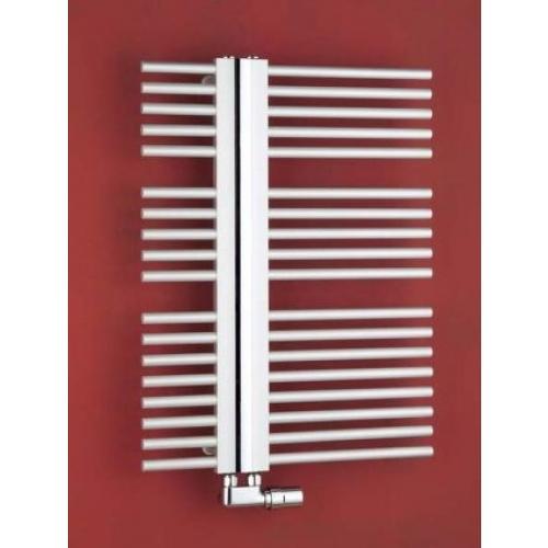P.M.H. koupelnový radiátor HELIOS-ALU 600x800 - HE1SS alu-nerez