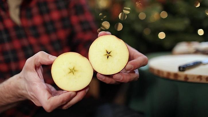 Staročeská vánoční jablíčka