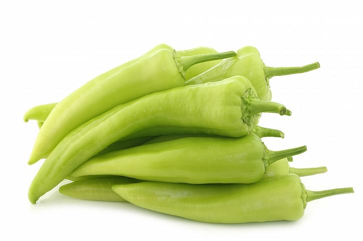 Bílá paprika