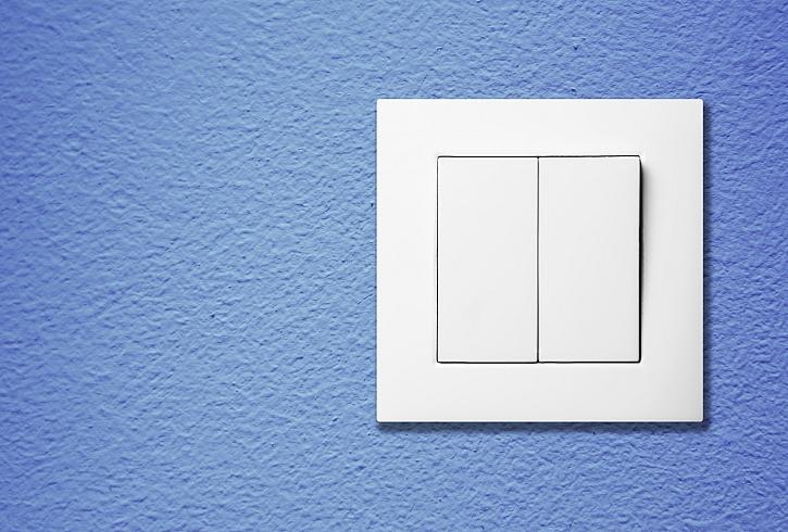 Výměna vypínače snadno a rychle (Zdroj: Depositphotos)