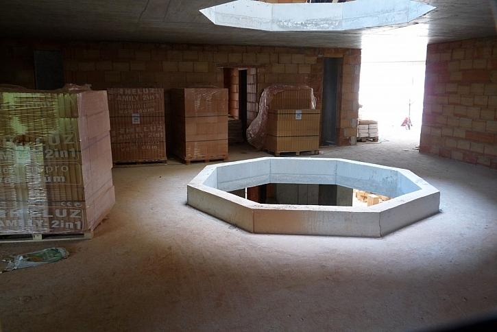 Lázeňský dům Hvězda z pohledu stavitele