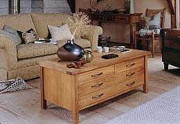 Nábytek z dřevěného masivu: Jak ošetřovat dřevěný nábytek