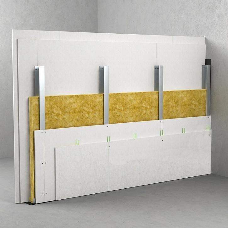 Montované stěny fermacell mají potvrzenou třídu bezpečnosti RC 3