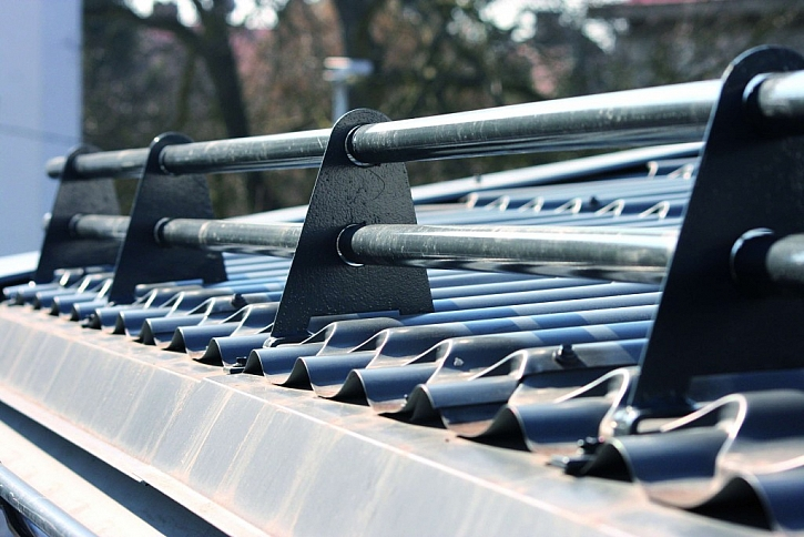 Ochrana proti posuvu a pádu sněhu ze střechy od HPI-CZ