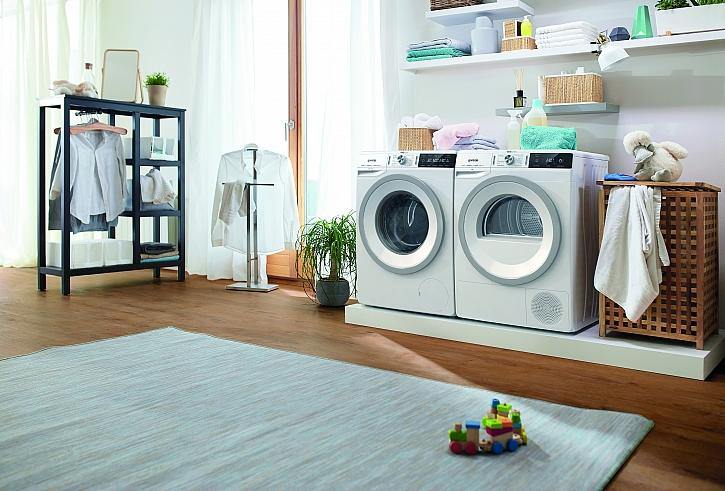 Život je složitý. Ale praní může být jednoduché, zvlášť parní praní (Zdroj: Gorenje)
