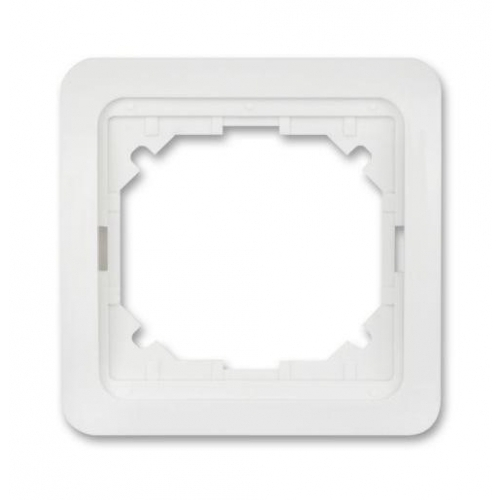 ELEKTROBOCK VENUS jednoduchý vnější rámeček, bílá