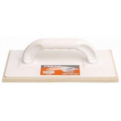 Hladítko bílé filcové 270x130 mm