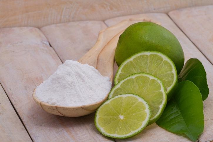 Pomoci může šťáva z citronu