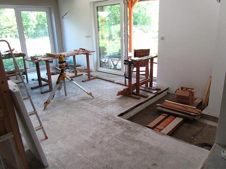 Vyvarujte se základních chyb při realizaci podlah
