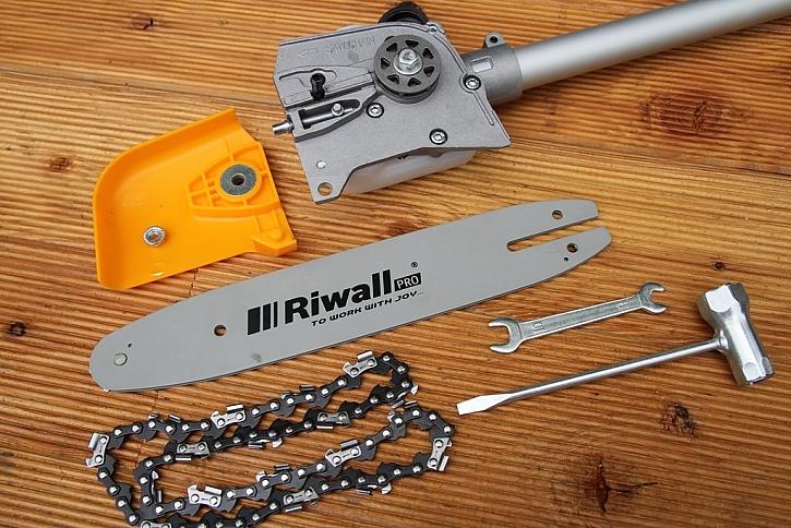 Riwall RPMT 330 - multifunkční pomocník