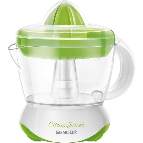 SENCOR SCJ 1051GR lis na citrusy zelený