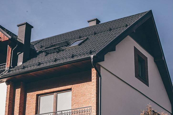 Výměna střešní krytiny je základem rekonstrukce střechy (Zdroj: Ruukki CZ)