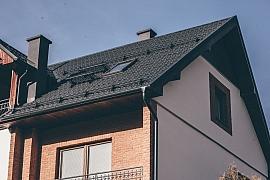 Jarní oživení domu střechou ze skandinávské oceli