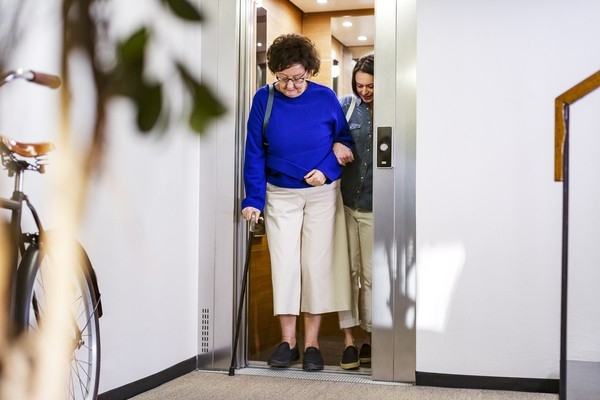 Modernizovaný či zcela vyměněný výtah zvýší bezpečnost pohybu v budově