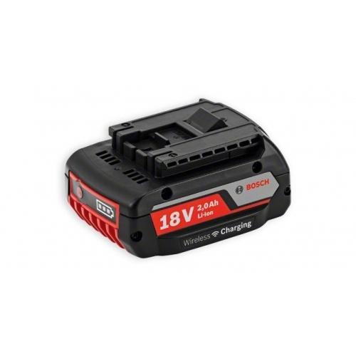 BOSCH GBA 18 V 2,0 Ah MW-B s bezdrátovým nabíjením Professional