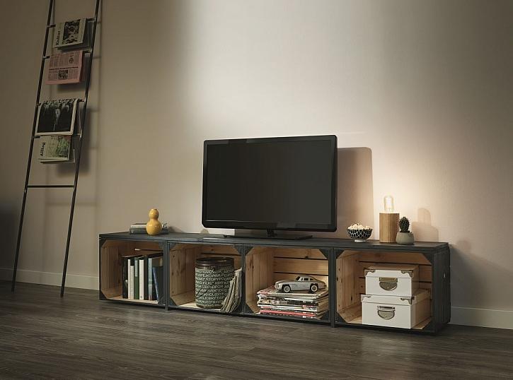 komoda pod televizi z beden