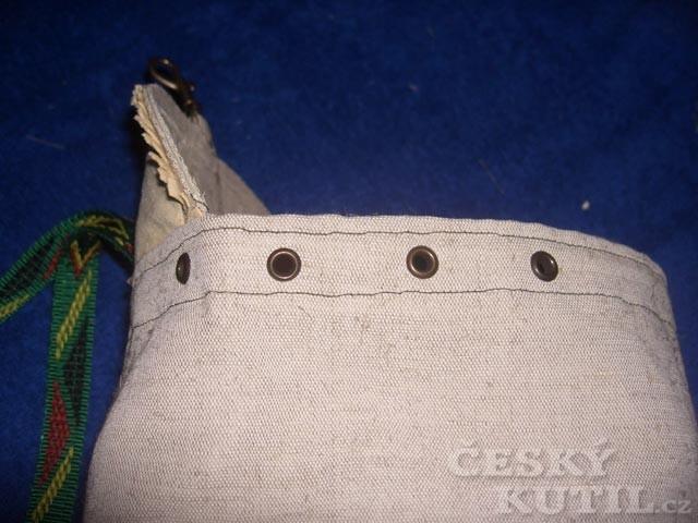 Batoh pro malého zálesáka - výroba indiánského batohu pro děti