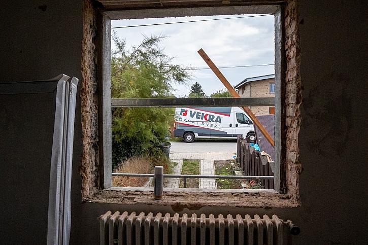 Fachmani ve 3. díle Online stavebního deníku vybírají okna do domu
