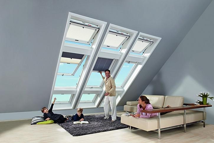 Designo - nová generace střešních oken