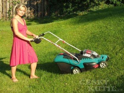 Rotak – na trávníky bez ofiny