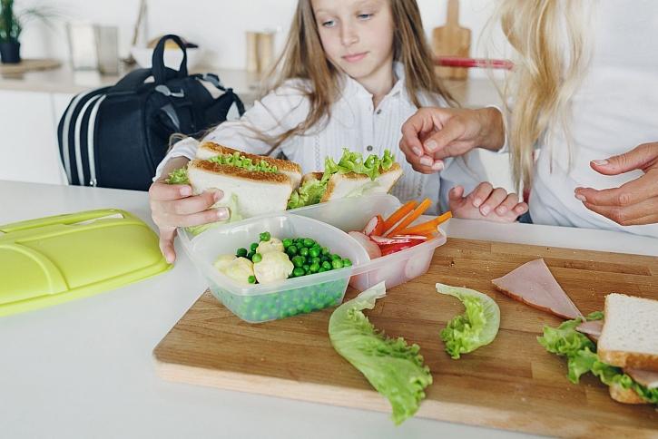 Zdravé svačiny mohou vypadat i chutnat přesvědčivě (Zdroj: Depositphotos)