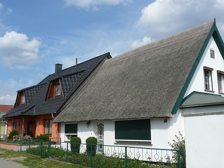 Došková střecha a došky
