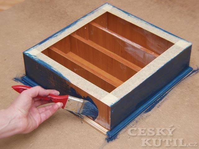 Jak vyrobit krabičku na čaj